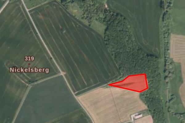 Nickelsacker 3000 m²